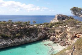 El Caló des Moro de Mallorca.