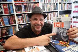 Roger Pera, intérprete: «Los actores de doblaje somos mejores que los de teatro o cine»