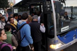 Los conductores de la EMT harán paros parciales y huelga en septiembre