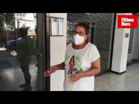 Vecinos del edificio del Arenal con contagios: «Nadie nos ha dado ninguna indicación»