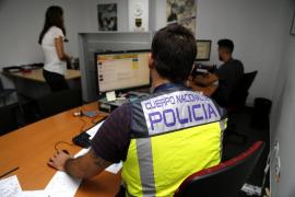 Detenida una mujer en Palma por llamar a su expareja haciéndose pasar por policía