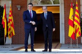 Sánchez pide por carta a Torra y Urkullu que vayan a la conferencia de presidentes, que presidirá el Rey