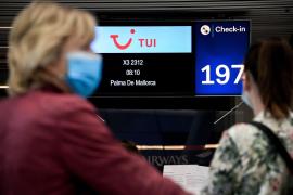 TUI amplía al 4 de agosto la suspensión de sus paquetes a Baleares