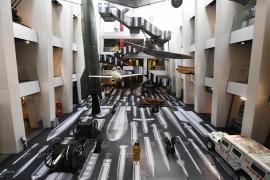 Una impactante obra reabre el Museo de la Guerra de Londres