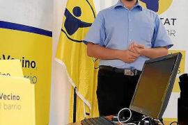 Alexandro Gaffar, portavoz de Llibertat Llucmajor: «Hemos sido la mosca cojonera y queríamos que las cosas salieran bien»