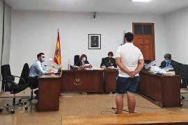 Condenado un conductor drogado y sin carnet que escapó de la policía en Palma