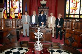 El Mallorca se enfrentará el 11 de agosto al Hamburgo  en la XXXVII edición del Trofeu Ciutat de Palma