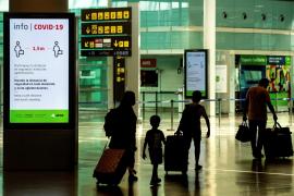 Los controles sanitarios se ajustarán a la forma de llegada de los turistas a España