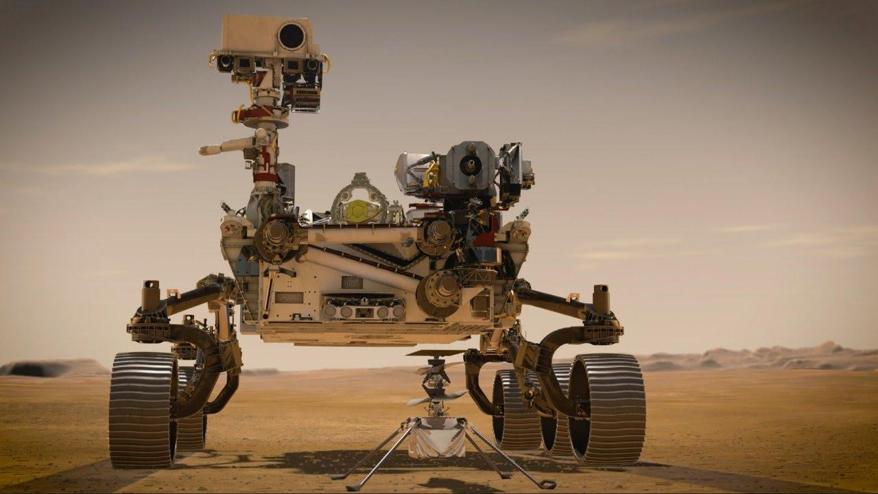 Despega el nuevo vehículo rover de la NASA rumbo a Marte