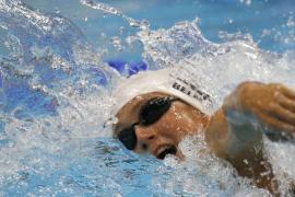 Mireia Belmonte consigue la primera medalla para España