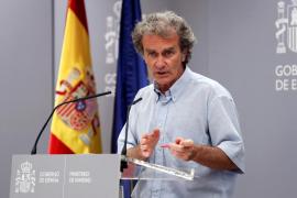 España tiene 483 brotes activos con 5.700 casos positivos