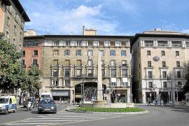 La plaza Joan Carles I mantendrá su nombre pero Cort se abre a un cambio