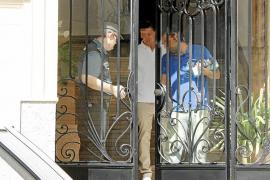 Unos ladrones abren una caja fuerte con un soplete en Inca y roban 20.000 euros