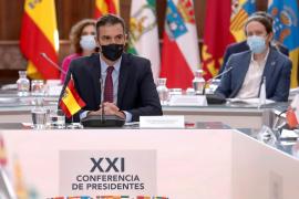 Sánchez: «Estamos mejor preparados que en marzo»