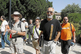 Jubilats per Mallorca inicia su recorrido en contra de la política de Bauzá