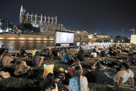 'Cinema a la Fresca 2020' se traslada a Ses Voltes con un cartel «variado»