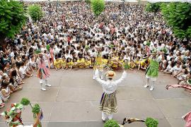 Los Cossiers de Montuïri bailarán en el campo de fútbol y en la escuela con aforo limitado