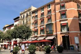 El turismo español evita un cierre masivo de hoteles boutique en Palma