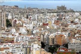Las ayudas sociales causan un alud de cambios de domicilio en Palma