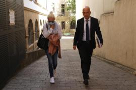 La conductora que mató a Paula Fornés pide que le suspendan la condena