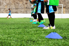 El Govern pide que no se discrimine a los niños extranjeros de Baleares que quieren jugar a fútbol