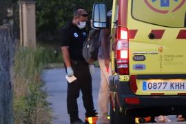 Un niño de nueve años atropella a su abuela por accidente en Andratx y la envía al hospital