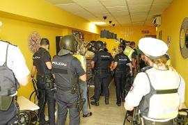 Operativo sin precedentes contra los desmanes en locales de ocio nocturno de Palma