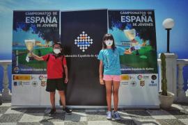 Cristina Sureda, campeona de España Sub 12 de ajedrez