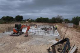 Comienzan las obras del nuevo conductor de agua potable de Petra