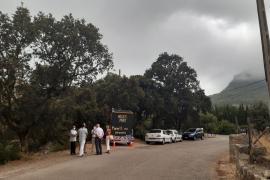 Un panel informará de la ocupación de vehículos en el puerto de Valldemossa