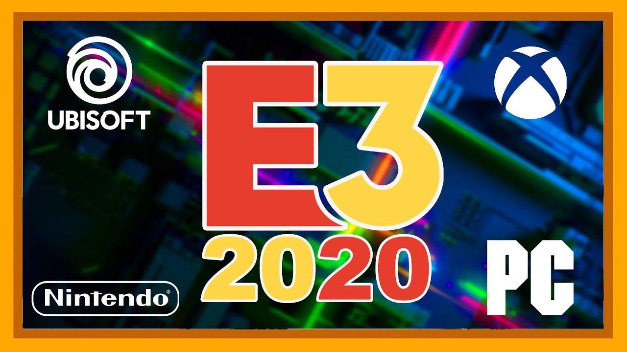 E3 2020 más de 90 trailers de videojuegos comentados