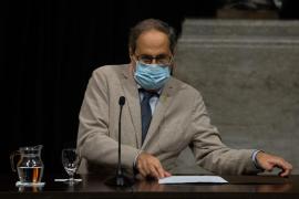 Los partidos nacionalistas cargan contra Juan Carlos I