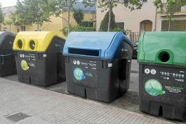 La recogida de residuos en Palma cae un 20 % de marzo a junio