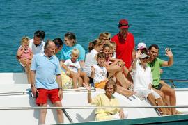 Don Juan Carlos se divorcia de Mallorca