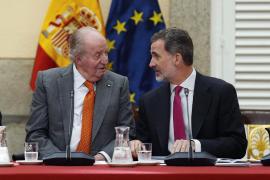 Reacciones políticas en España al anuncio del rey emérito