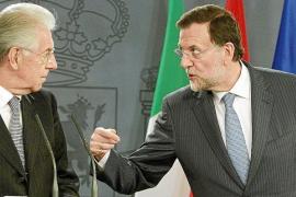 Rajoy no aclara si pedirá el rescate a Europa