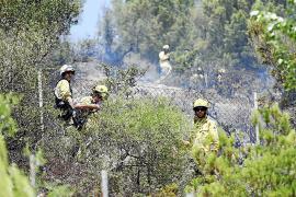 La Guardia Civil arresta al pirómano que provocó varios incendios en Felanitx