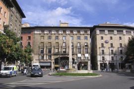 MÉS insiste en cambiar de nombre la plaza Juan Carlos I de Palma