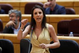 Montero asegura que Unidas Podemos no conocía la decisión del Rey