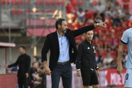 Vicente Moreno finaliza su etapa con el Mallorca y ficha por el Espanyol