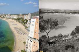 La transformación de Magaluf: un antes y después del turismo