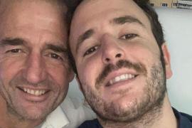 Alessandro Lequio comparte una foto inédita con su hijo Álex