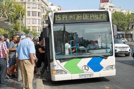 Juicio a un motorista ebrio y drogado que colisionó con un bus de la EMT en Palma