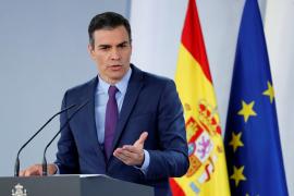 Sánchez, sobre el paradero del rey Juan Carlos: «No tengo la información»