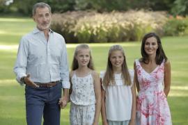 Los Reyes, ante una atípica estancia en Mallorca por Juan Carlos I y la pandemia