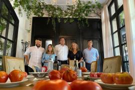 El tomate de Valldemossa ratifica su fama