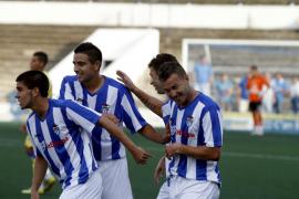 El Atlètic Balears se medirá al Alcoyano en la Copa del Rey