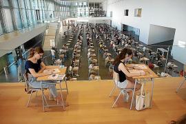 Hasta 4.382 alumnos no logran plaza para cursar los estudios deseados en la UIB
