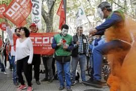 El Govern balear congela el sueldo a sus 34.000 funcionarios y ahorrará 36,27 millones