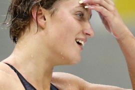 Mireia Belmonte logra su segunda plata
